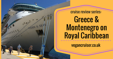 Greece and Montenegro series of cruise posts