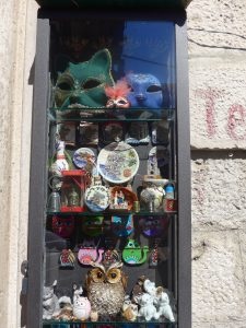cat shop kotor window