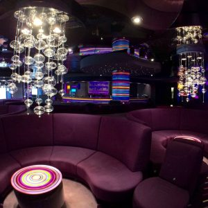 MSC Splendida cruise ship jazz bar