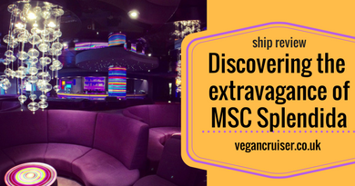 MSC Splendida review