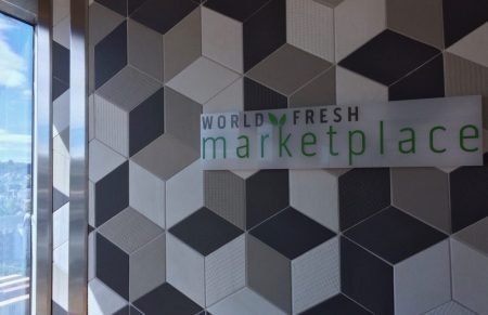 World Fresh Marketplace Caribbean Princess refurbishment