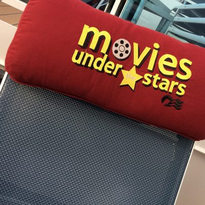 Movies under the Stars Princess Cruises