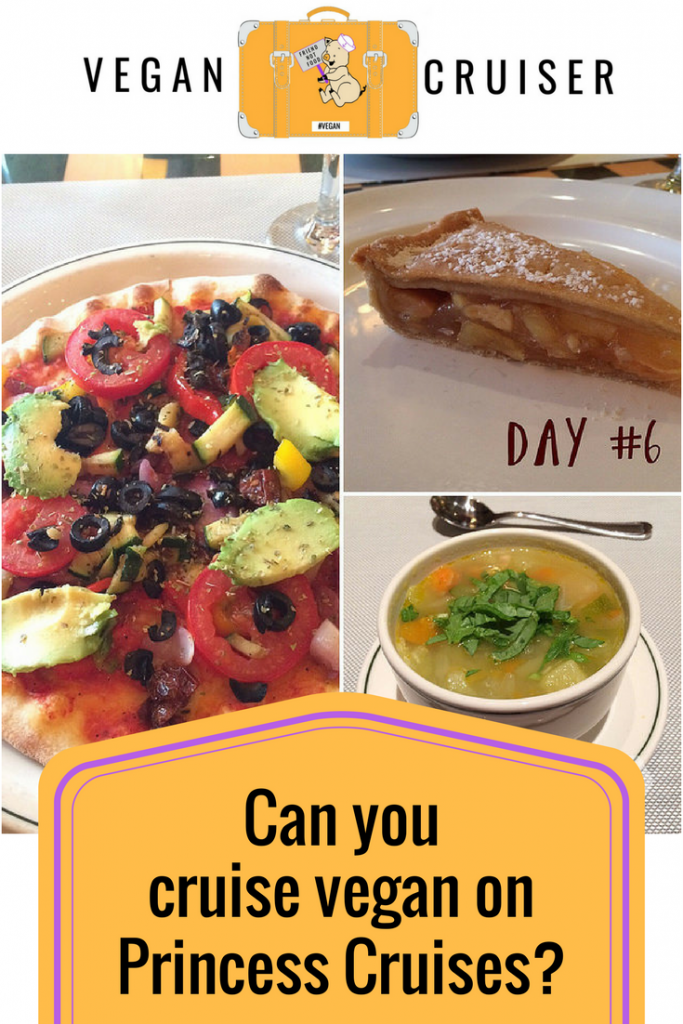 Can you eat vegan on Princess Cruises