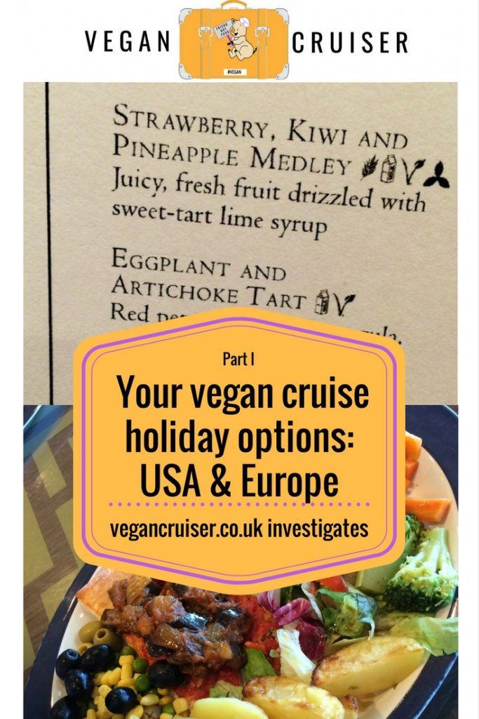 vegan cruise holidays