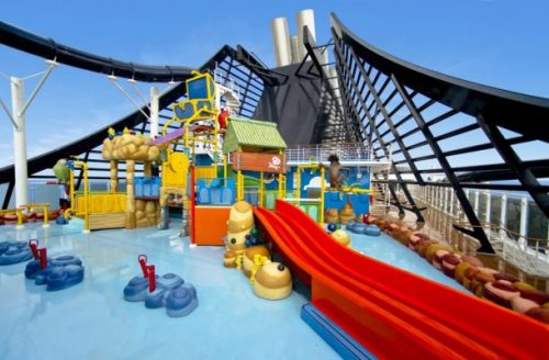 MSC Preziosa splash park