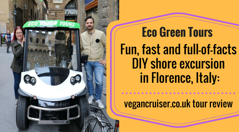 Eco Green Tour Florence tour review