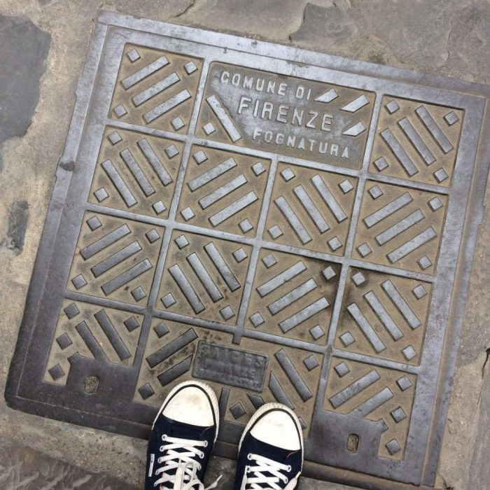 Florence Firenze draincover