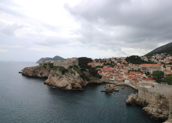 Carnival Radiance Europe will call in Dubrovnik (pictured)