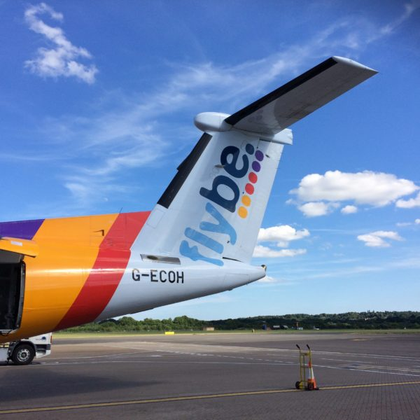 Flybe at Southampton