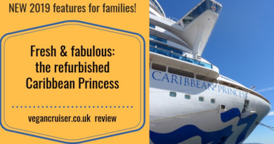Caribbean Princess refurbishment 2017 2019