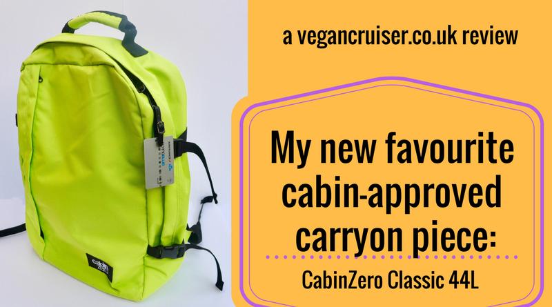 Vegancruiser CabinZero review