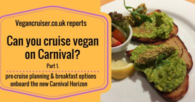 can you cruise vegan on carnival vegancruiser blog post image