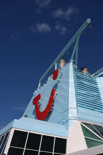 Marella vegan cruise TUI funnel logo