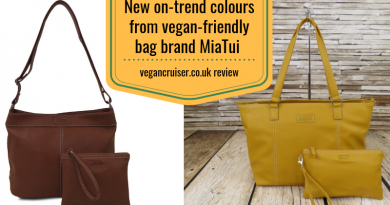 Miatui vegan handbag autumn 2018 colours