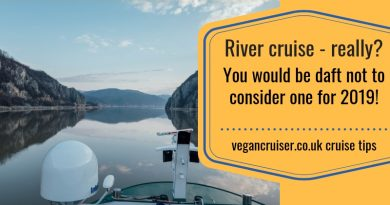 Five reasons to take a river cruise in 2019 by Vegancruiser