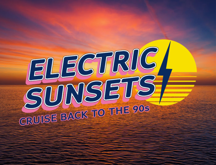 Electric Sunset 90s cruise Marella