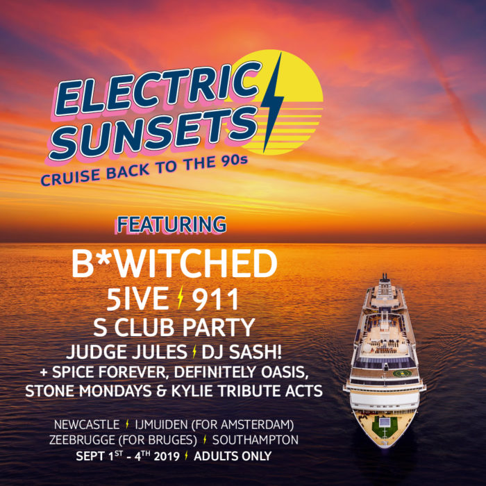 Electric Sunsets lineup