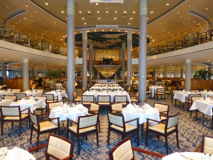 Marella Latitude 53 restaurant Reasons To Cruise