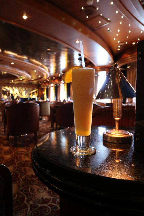 Drink at Crooners Crown Princess all-inclusive Caribbean cruise deals