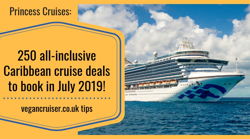 250 All-Inclusive Caribbean cruise deals by Princess Cruises!