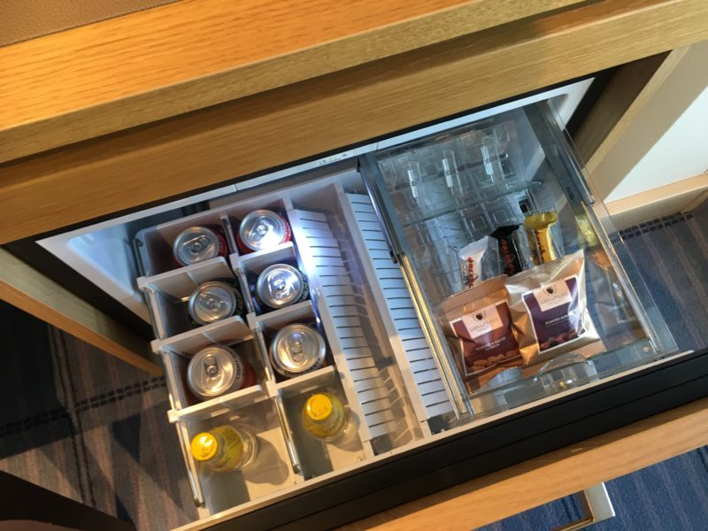 Viking JUpiter minibar