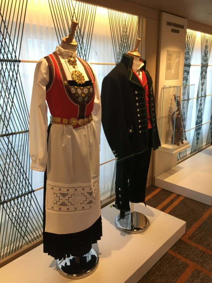 Norwegian national outfits