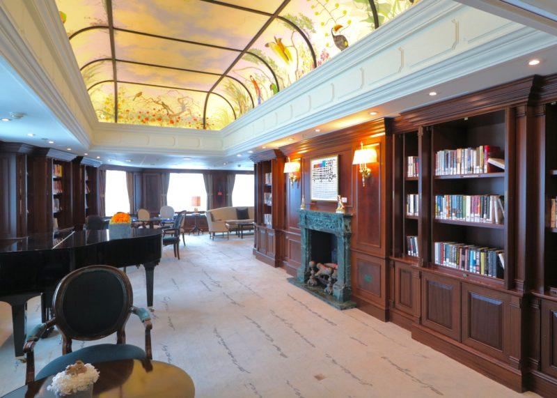Azamara Journey Library