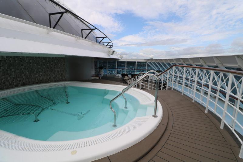 Azamara Journey thalassotherapy pool