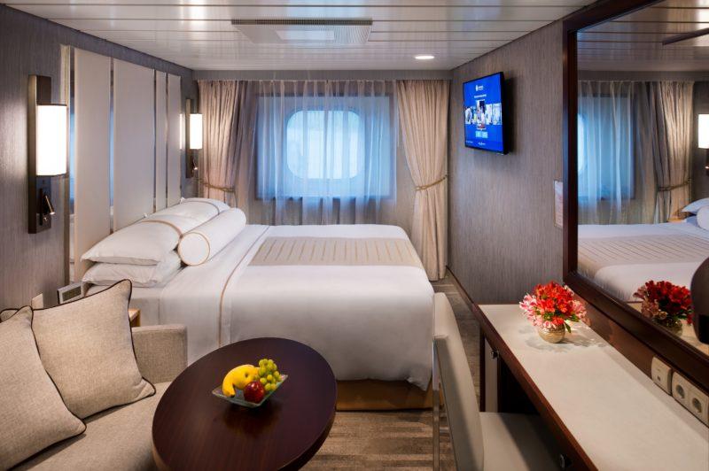 Azamara Journey Club Oceanroom cabin
