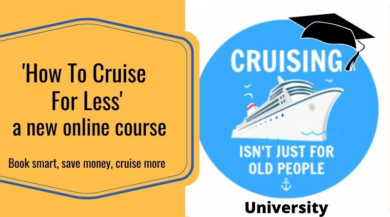 money saving cruise tips course how to cruise for less
