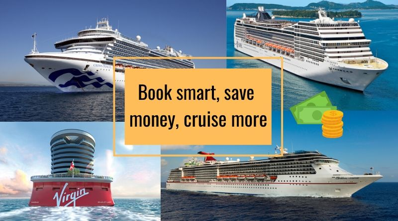 book smart, save money, cruise more collage of ships