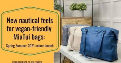 vegan Miatui bags spring summer 2021 colour launch featured image