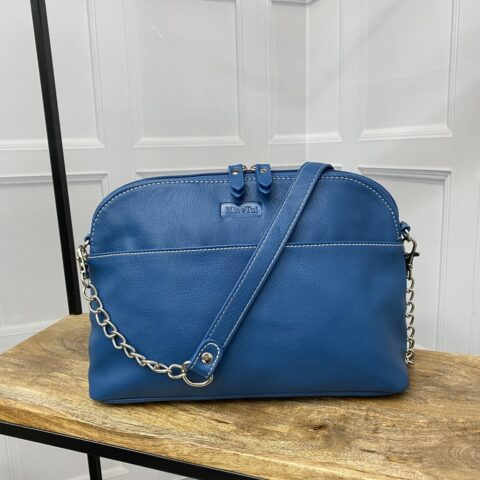 MiaTui Rebecca petrol blue