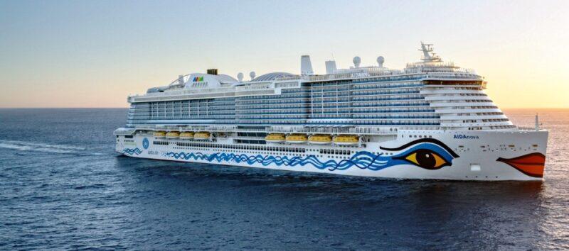 Aida Nova NLG ship press image