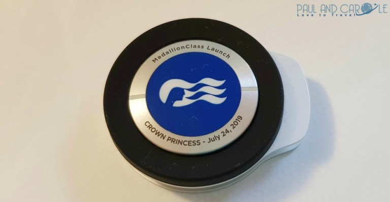 sustainable OceanTide accessories released for Princess Cruises' Medallion in June 2021